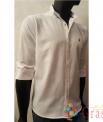 Рубашка мужская белая Ralph Lauren