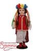 Кукла порцеляновая Украинка