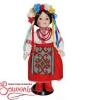 Кукла порцеляновая Украинка-2